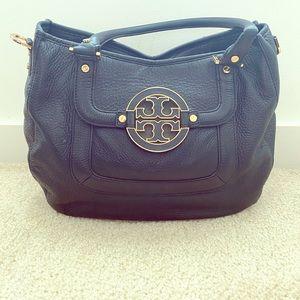 Tory Burch Amanda hobo leather purse